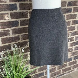 NWT madewell wool blend skirt